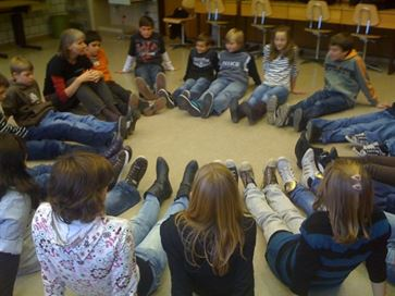 Theaterworkshop 1. Klasse